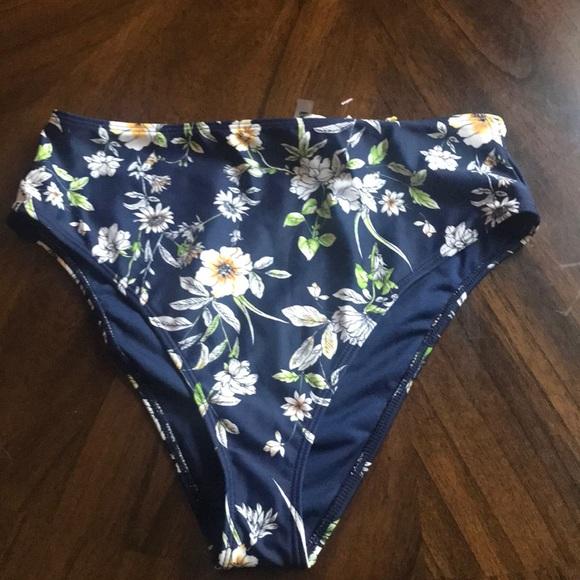 Forever 21 Other - Forever 21 high waisted bikini bottoms